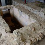 Погребок в атриуме римской виллы
