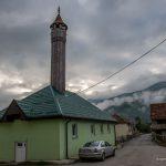 Гусинье. Мечеть Чекичей