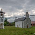 Гусинье. Церковь Св. Георгия