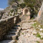 Путь на крепость