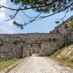 Берат крепость