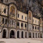 Келейный корпус монастыря Острог