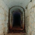 Форт Грабовац. Подземный ход.