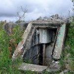 Форт Грабовац. Секретный выход