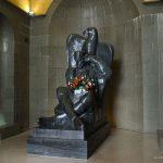 Статуя владыки Петра II