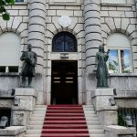 Здание Ипотечного банка в Цетине