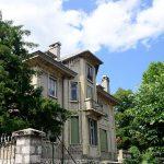 Здание Французского посольства в Цетине