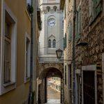 Часовая башня и Главные ворота Герцег Нови