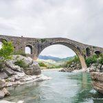 Средневековый мост в Шкодере