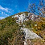 Австрийская дорога на гору Вели Врх