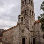 Монастырь Режевичи. Церковь Успения Пресвятой Богородицы и колокольня