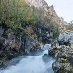 В каньоне Мртвицы