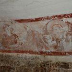 Форт Врмац. Фрески на стенах орудийного каземата