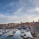 Дубровник. Старый порт.