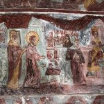 Монастырь Дулево. Фрески