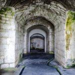 Форт Горажда. Центральный вход
